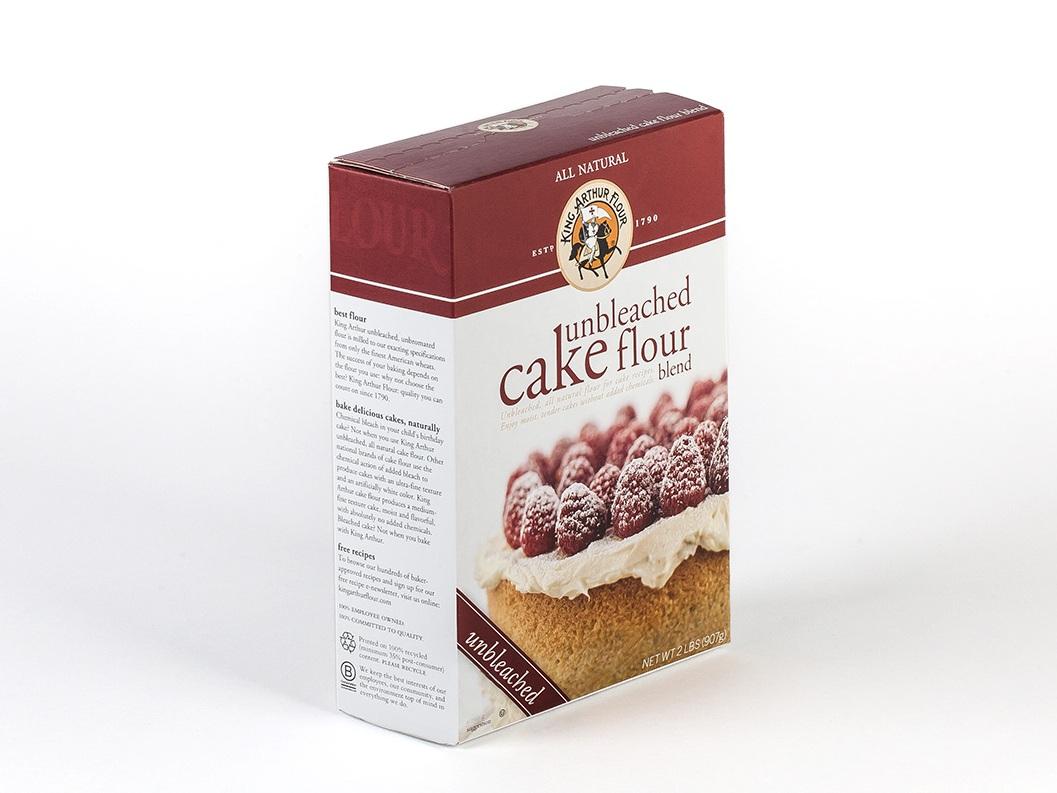 king arthur flour cake flour blend
