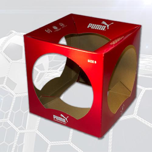 red puma soccer