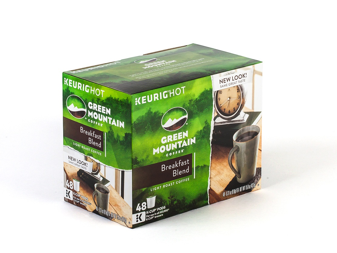 keurig hot green mountain coffee 48 k cups