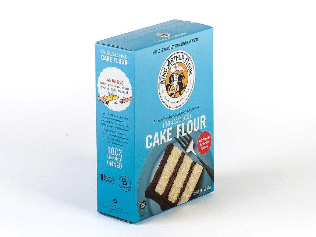king arthur cake flour