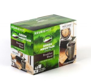 Green Mountain Breakfast Blend Keurig K Cup