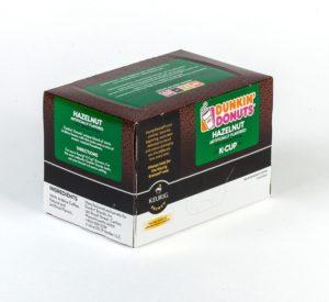 Dunkin Donuts Hazlenut Keurig K Cup