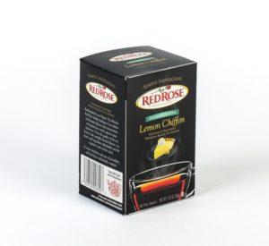 Red Rose Lemon Chiffon Tea