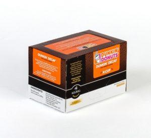 Dunkin Donuts Decaf Keurig K Cup