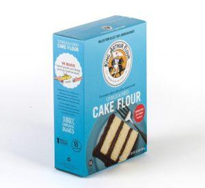 King Arthur Flour Unbleached Cake Flour Blue Box