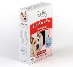 Lazy Dog Pizza Crust Bites