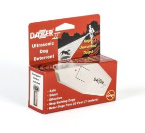 Dazzer Ultrasonic Dog Deterrent