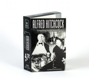 Alfred Hitchcock A Mystery Jigsaw Puzzle