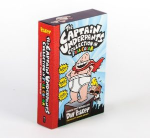 The Captain Underpants Collection In Full Color